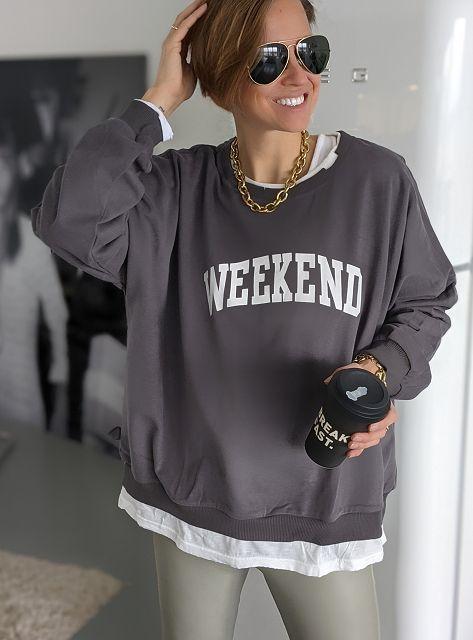 Sweater WEEKEND – versch. Farben
