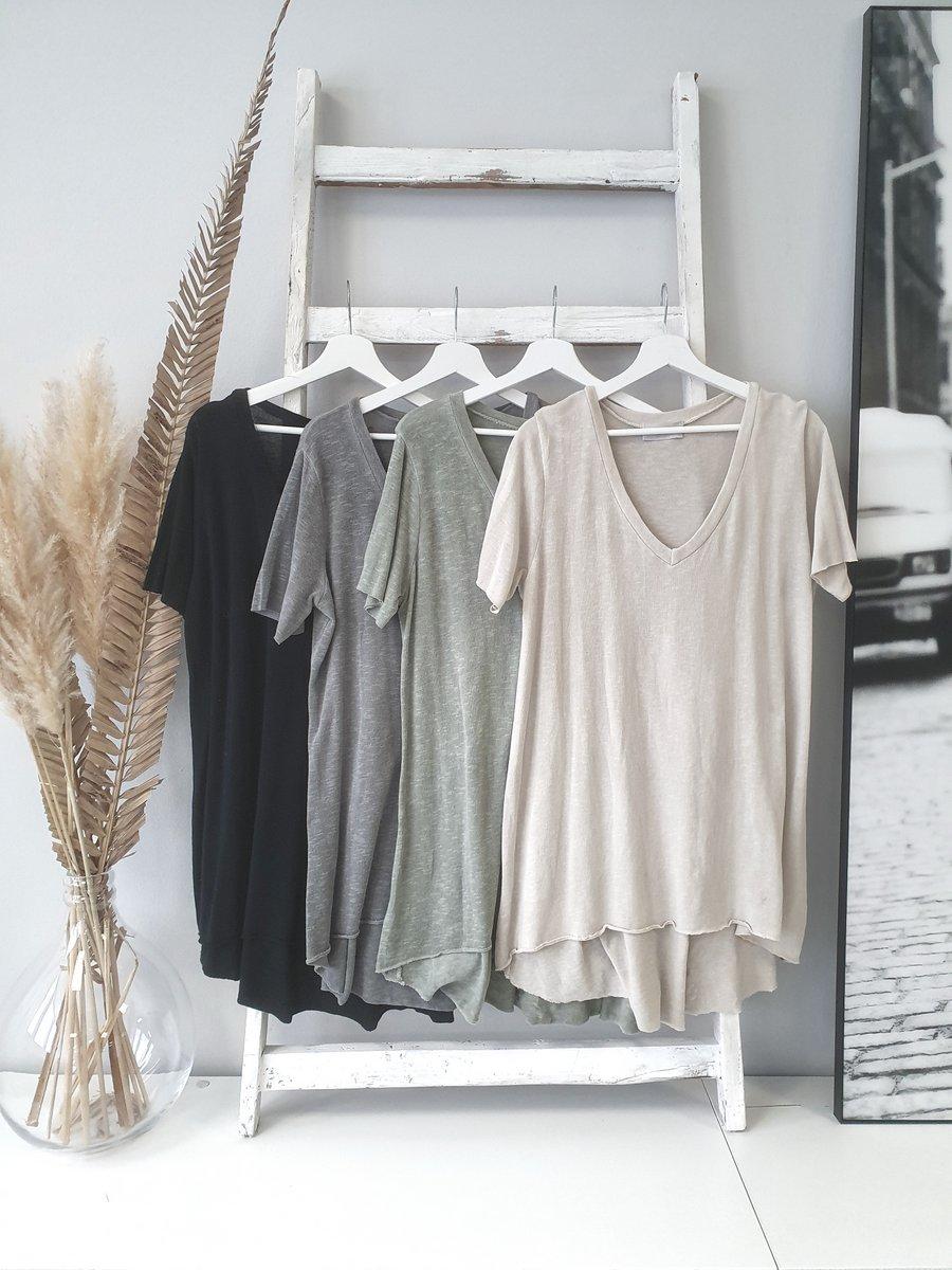 Shirt – THE BIG V – versch. Farben