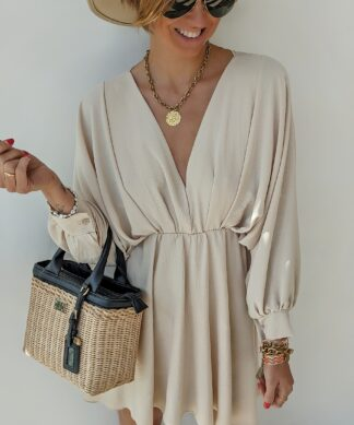 Short Dress BAT WOMAN