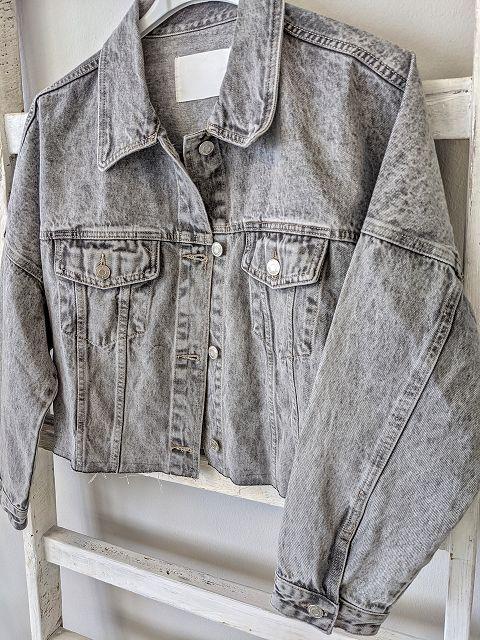 Kurzes Jeans Jacket SHORTY