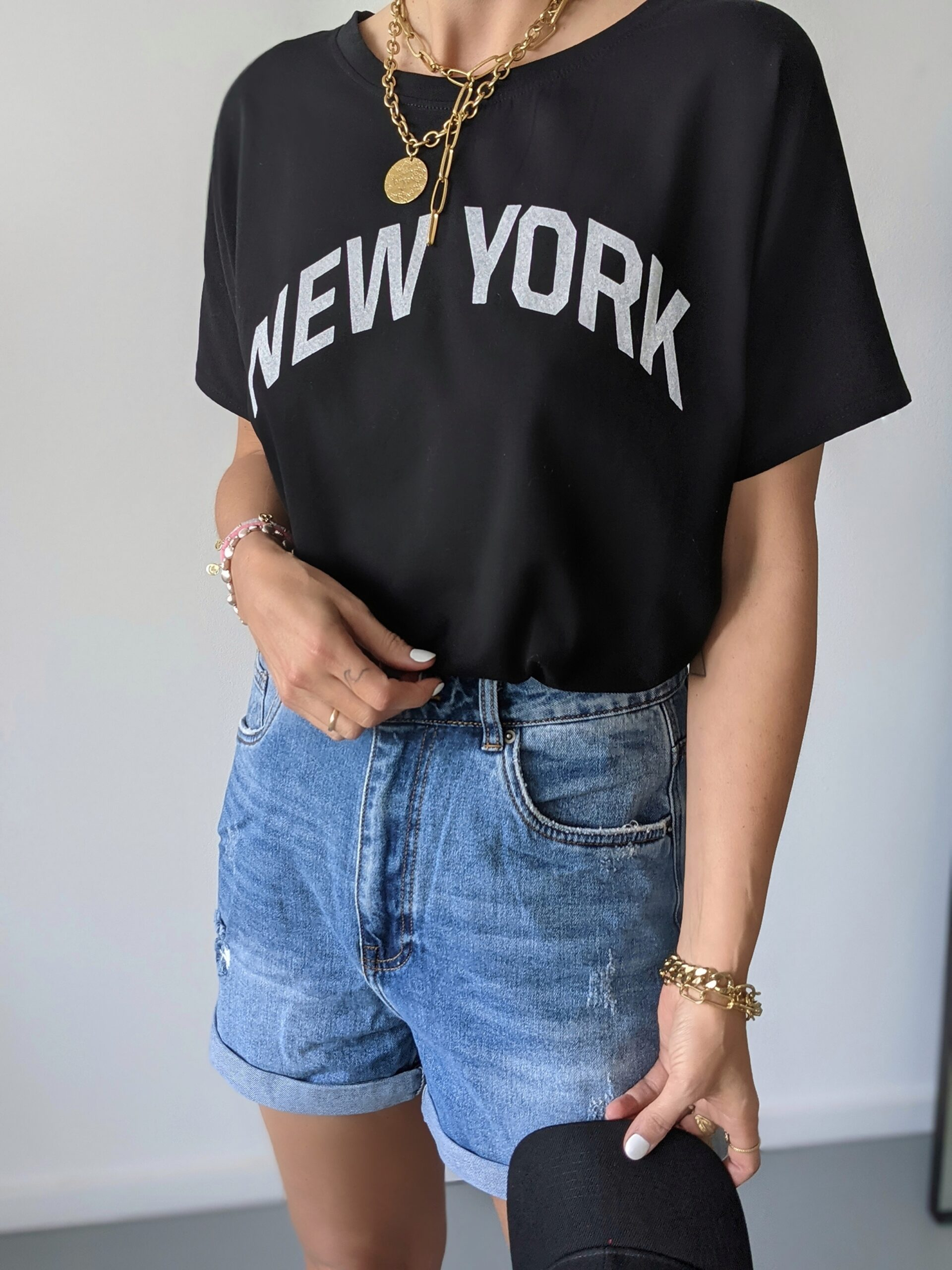 Shirt NEW YORK BABY