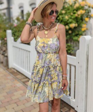Minidress LITTLE SUMMER LOVE SALE