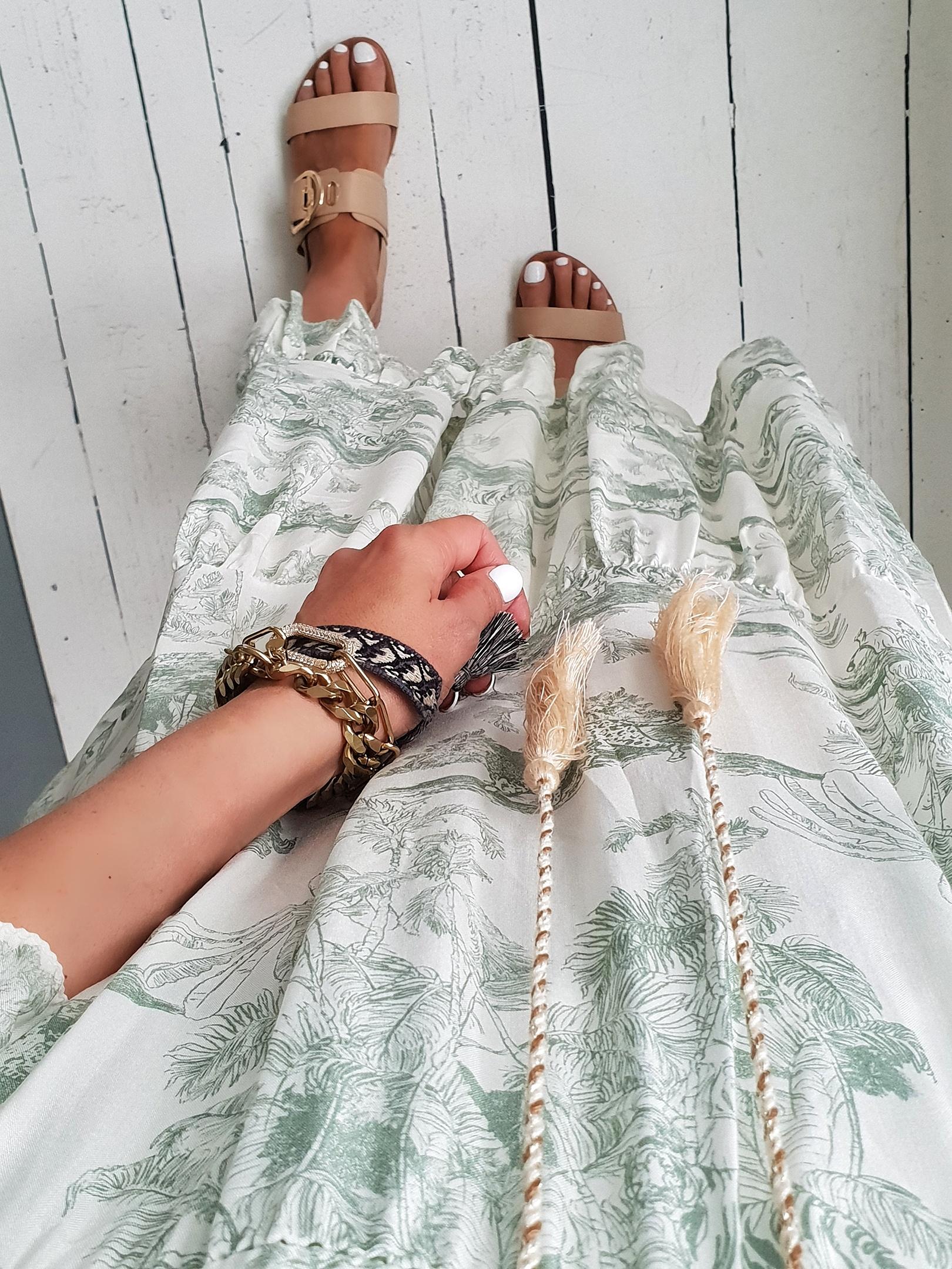 Sandale MELBOURNE – beige