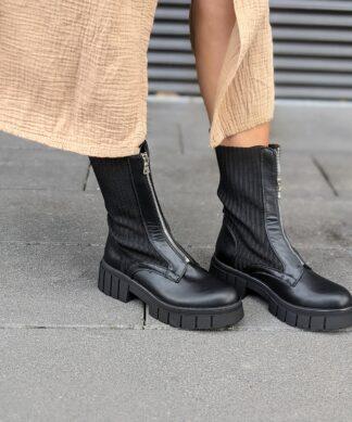 Boots SKYHIGH-schwarz