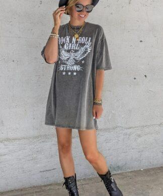 Longshirt ROCK n' ROLL GIRL