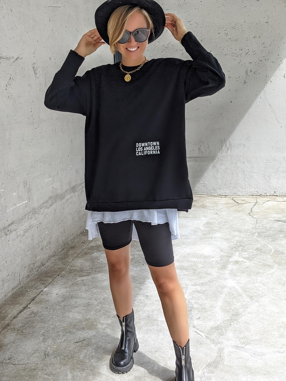 Sweater DOWNTOWN L.A. – versch. Farben