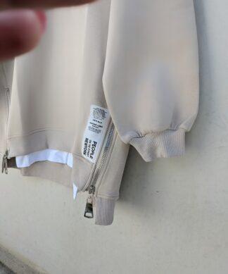 Sweater ZIP N STYLE beige