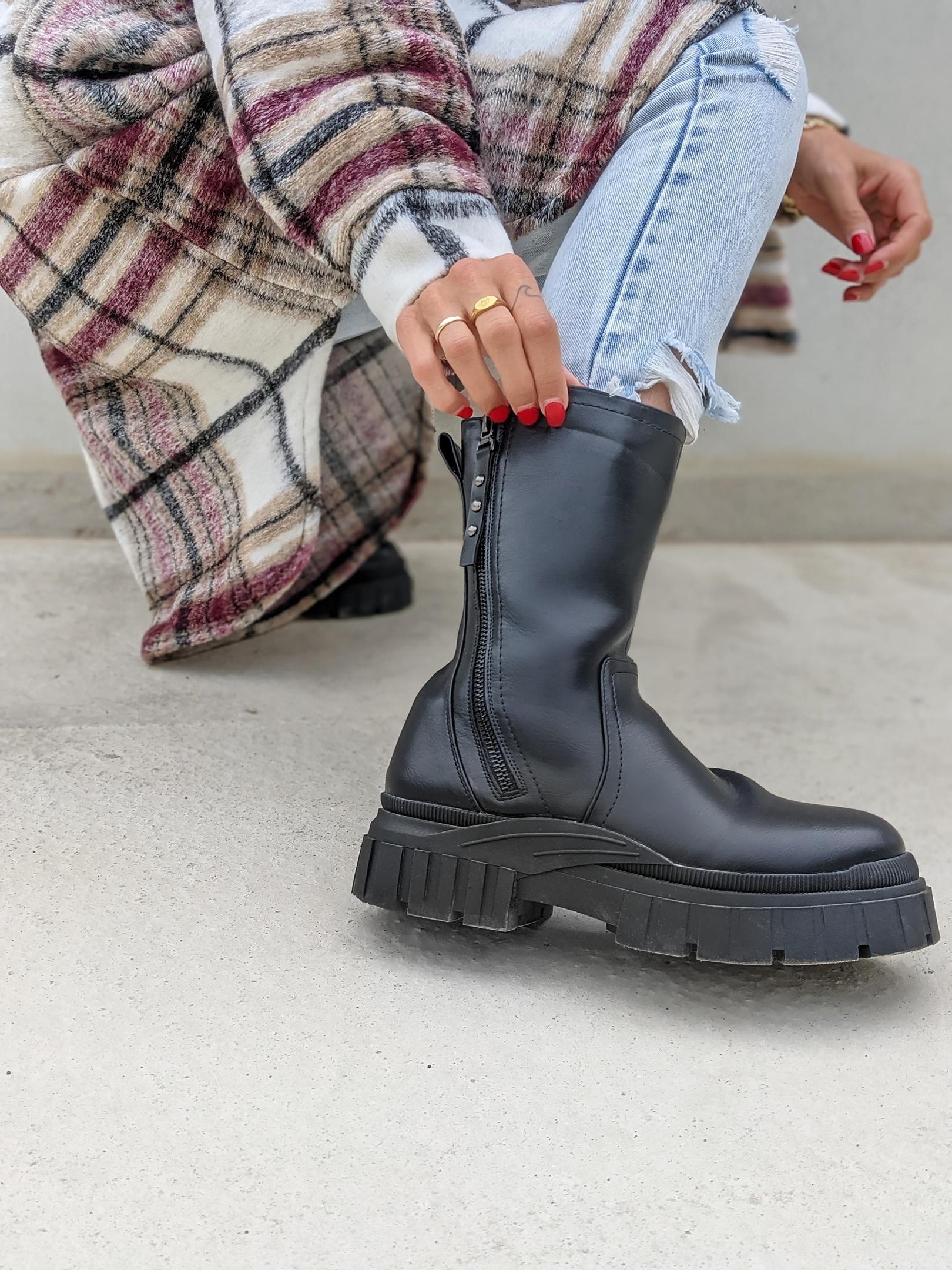 Boots Tallinn – black