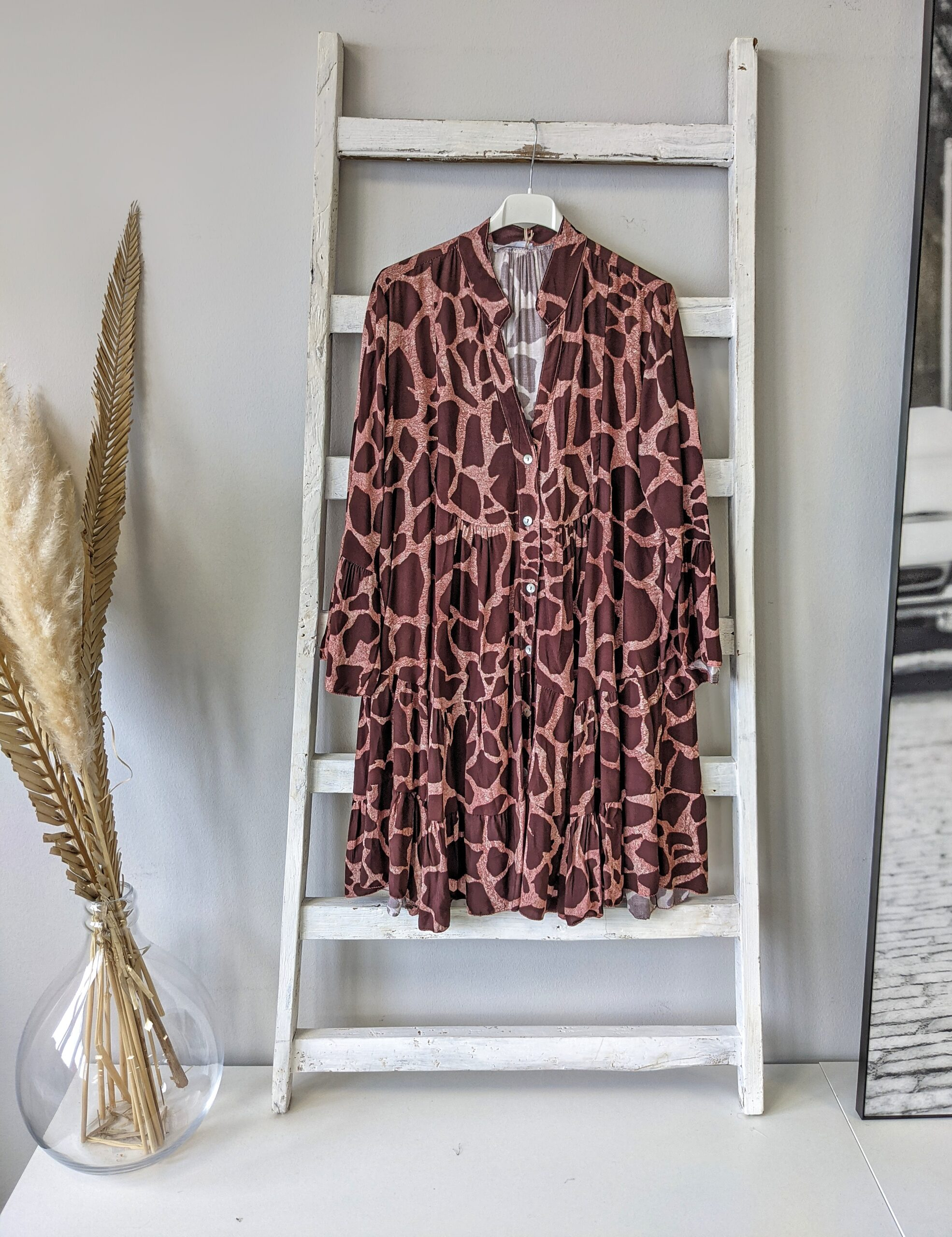 Tunikakleid BORDEAUX LEO