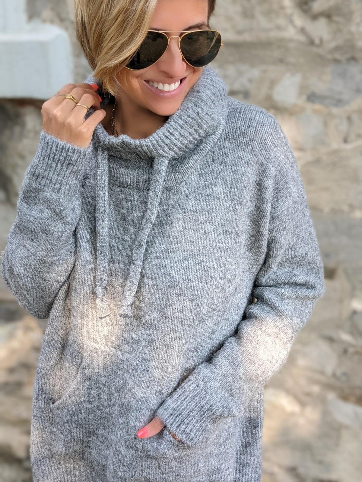 Pullover GALWAY – versch. Farben