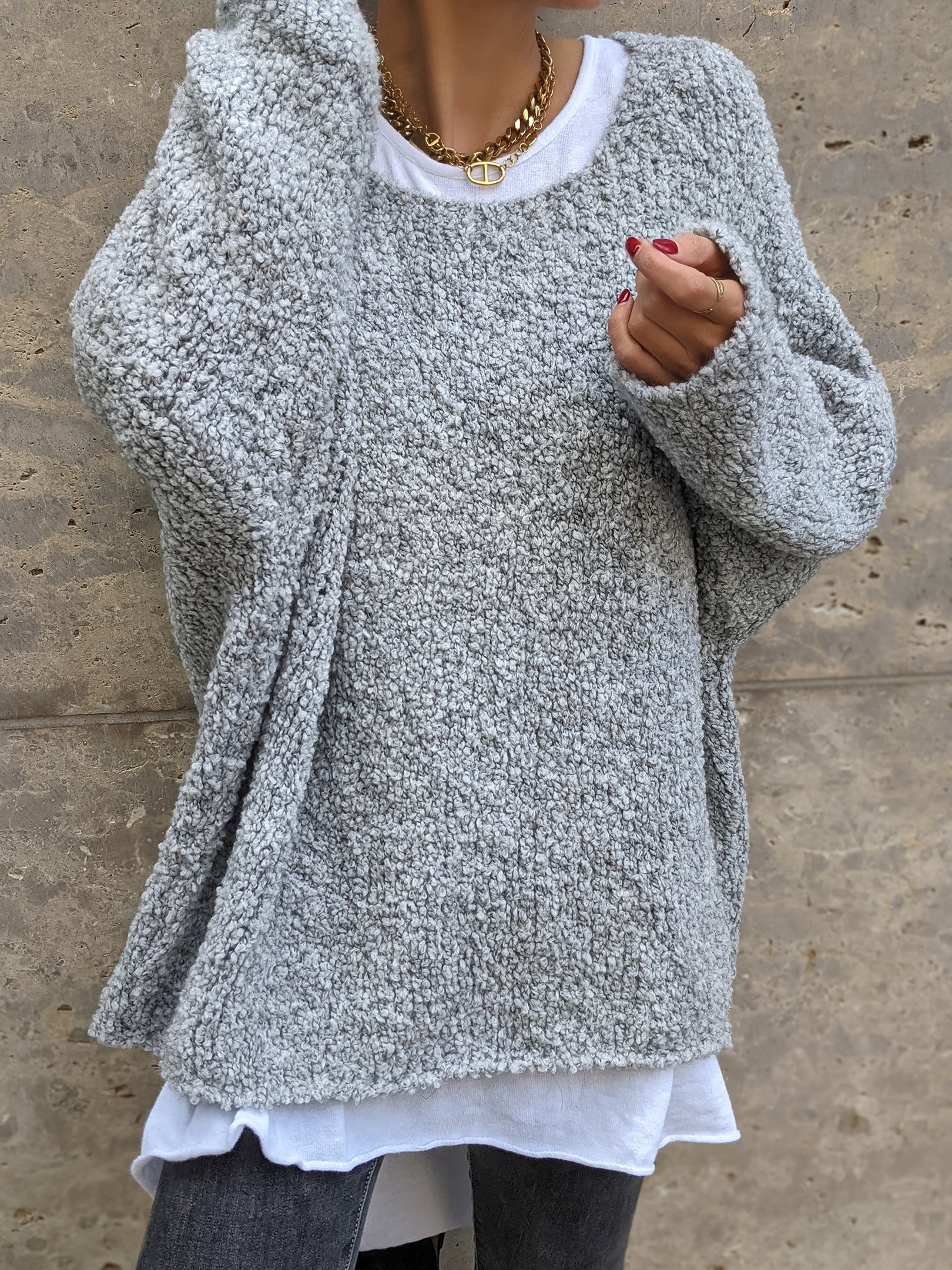 Pullover LITTLE LAMB – versch. Farben