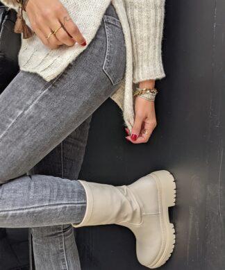 Boots Stettin – beige